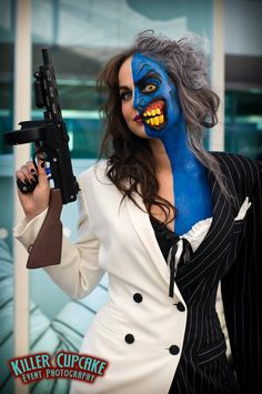 Cosplay Feature: Lady Two-Face | Meagan Marie