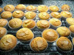 Magdalenas de Nata de la Abuela Cupcakes, Donuts, Bakery, Breakfast, Brownies, Muffins, Food, Donut Holes, Fairy Cakes