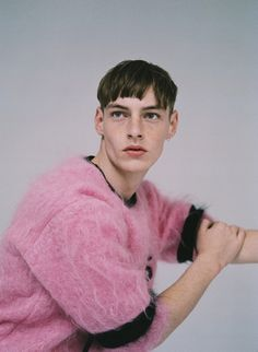 ROBERTO SIPOS by HARRY CARR for HERO MAGAZINE.