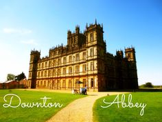 Highclere Castle 2013