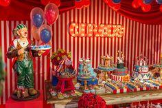 festa circo vintage - constance zahn