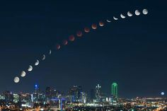 "Incredible view over Dallas, TX, USA ""Looking Up"" by Mike Mezeul ll"
