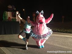 There is always time for dancing! | Wine & Dine Half Marathon Weekend | Running at Disney | #runDisney #WineDineHalf