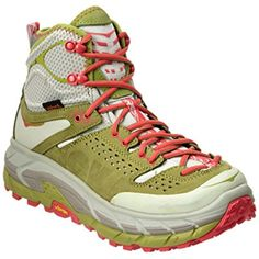 05b943f4f3ac HOKA ONE ONE Tor Ultra Hi WP Running Shoe - Women s Fog Green Olive     Sincerely hope that you actually do enjoy our picture. (This is an  affiliate link)