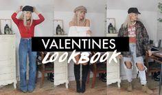 Valentines Lookbook | Wild Daze | Mika Francis