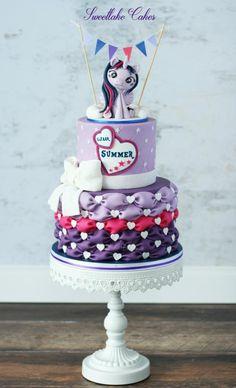 Princess Twilight Sparkle - Cake by Tamara