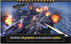GUNSHIP BATTLE : Helicopter 3D Android app for free download images