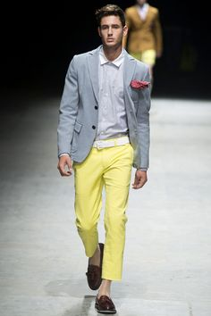 View image: Homme Mode APompilio SS13z