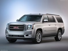 2015 GMC Yukon XL. One of the many makes and models we service and repair at Kent's Muffler  Auto in Sandy, UT.