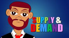 Supply and Demand (Economics Cartoon for Kids) Educational Video for Stu...