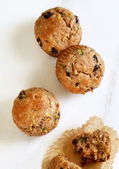 Get this tested and easy-to-follow recipe for healthy gluten free zucchini muffins—made with whole grains, healthy fats and low sugar!
