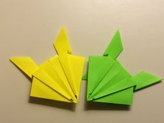 Origami For Beginners Jumping Frog Fun and Easy for Kids Simple directions