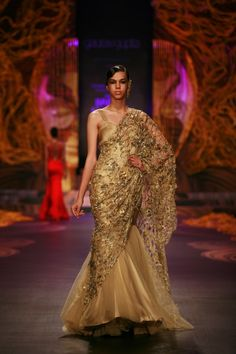 Gaurav Gupta at Aamby Valley India Bridal Week {Mumbai 2013}