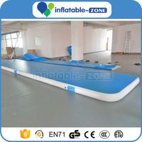 Cheerleading Inflatable Air Track Inflatable Gym Mat Tumble Track For Sale Air Track Inflatable Outdoor Inflatables