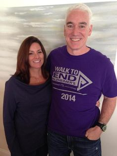 Couple educates others about early-onset Alzheimer's - The Boston Globe Early Onset Dementia, Alzheimer's And Dementia, Alzheimer Care, Alzheimers, Alzheimer's Treatment, Walk To End Alzheimer's, Elderly Care, Feeling Stressed, Personal Hygiene