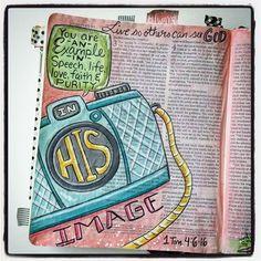 1 Timothy 4:6-16 Melissa Fischer @fischtales Instagram photos | Websta