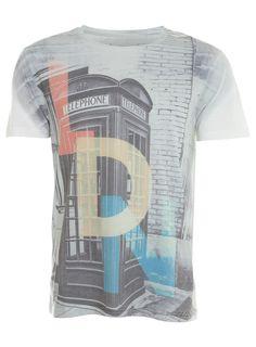 Cream London Print T-Shirt