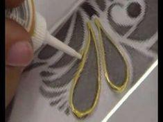 Декорируем бокалы цветами из полимерной глины FIMO - МАСТЕР-КЛАСС - YouTube
