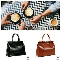 Coffee and bags