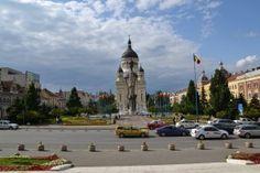 Cluj - Avram Iancu Square