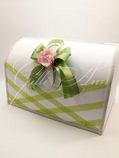 Свадебный сундучок Gilliann Provance Garden BOX022 #weddingbox