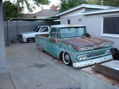 cool cat 60/61 chevy