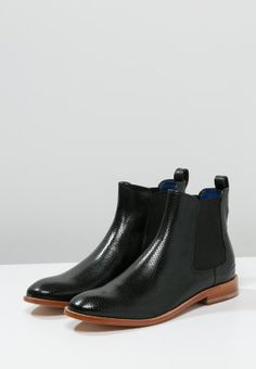 Melvin & Hamilton AMELIE - Ankle boot - black - Zalando.pl