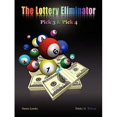 The Lottery Eliminator : Pick 3 & Pick 4 Pick 3 Lottery, Lotto Lottery, Online Gambling, Online Casino, Casino Bet, Book Show, The Book, How Are You Feeling, Make It Yourself