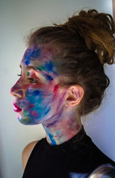 Colorful pics have so much more drama! #photography #color #portrait
