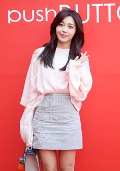 APink Eunji 정은지 will make her solo debut with an EP