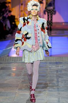Meadham Kirchhoff Fall 2012 Ready-to-Wear