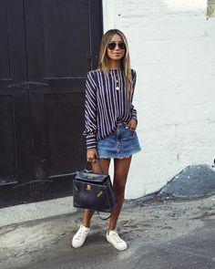 """JULIE SARIÑANA on Instagram: """"Dressed for meetings. ❤️"""""""