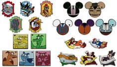 Walt Disney World Resort Hidden Mickey Mouse Mystery Set | Collections By Disney