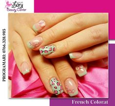 spring nails http://www.larybeautycenter.ro/