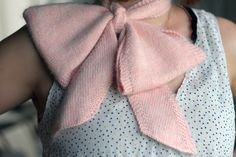 Little Bo Peep scarf//on my honor