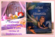FlattenMe personalized children's books ~ Keepsakes to last a lifetime