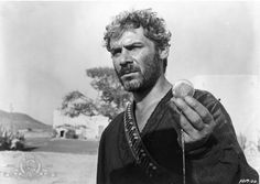 "Gian Maria Volonté in For a Few Dollars More ... I know I may be in the minority on this one, but out of the ""Man With No Name Trilogy"" most people find the Good, Bad and the Ugly the best of the three, but my choice is For a Few Dollars More ... when the chimes end ..."