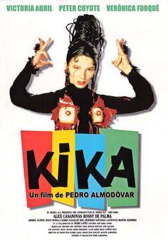 Kika (Kika- Un corpo in prestito, 1993)