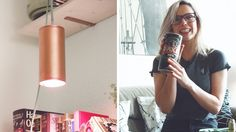 Lampe | Upcycling mit Faxe Dose | DIY