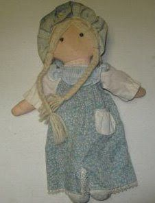 """Had a Holly Hobbie doll---Mom even made me little outfits like hers because everyone was kind of into the """"Little House on the Prairie"""" vibe from the TV show then."""