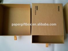 Cardboard Brown Kraft Paper Strong Packing Box - Buy Paper Cardboard Kraft Box,Drawer Kraft Paper Box,Apparel Box Product on Alibaba.com