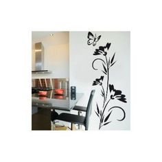 """Style and Apply Lonely Butterfly Wall Decal Color: Copper, Size: 39"""" H x 17"""" W"""