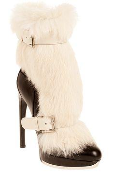 Alexander McQueen - Women's Accessories - 2012 Fall-Winter