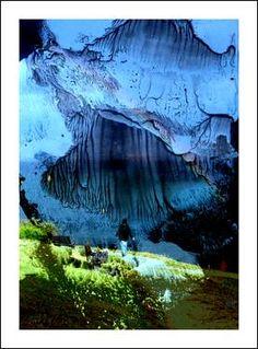 "Saatchi Art Artist Yo  La; Collage, ""The walk in the rain"" #art"