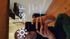 Pi-powered magic mirror