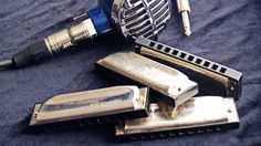 Best Blues Harmonica | Blues Guitar | Saxophone Blues | 12 Bar Blues  | ...