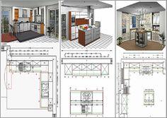 Beau Wall Art Decorating Ideas Interior: Design Kitchen Layout
