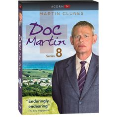 Doc Martin, Series 8 DVD