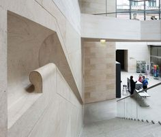 Architect I M Pei winner of the Pritzker Prize | Projects in Berlin
