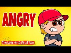 Angry Song 😬 Emotions Song and Feelings Song for Children 😬 Kids Songs by The Learning Station